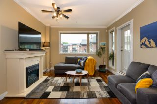 "Photo 9: 213 2627 SHAUGHNESSY Street in Port Coquitlam: Central Pt Coquitlam Condo for sale in ""VILLAGIO"" : MLS®# R2399520"