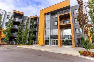 Photo 2: 413 507 ALBANY Way in Edmonton: Zone 27 Condo for sale : MLS®# E4264488