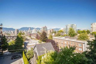 Photo 26: 603 1405 W 12TH AVENUE in Vancouver: Fairview VW Condo for sale (Vancouver West)  : MLS®# R2485355