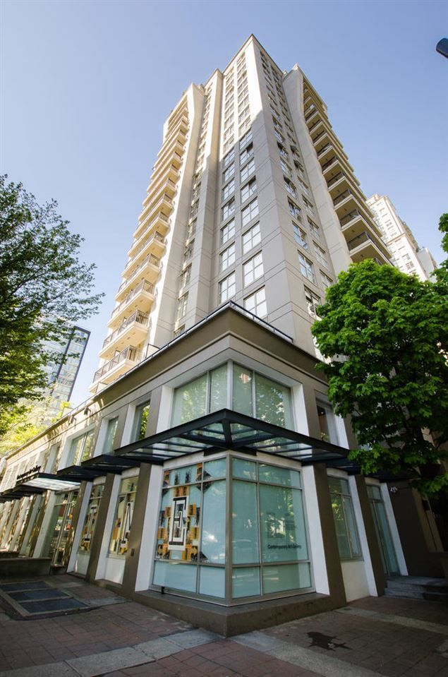 "Main Photo: 408 989 RICHARDS Street in Vancouver: Downtown VW Condo for sale in ""Mondrian 1"" (Vancouver West)  : MLS®# R2267819"