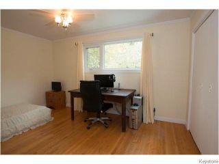 Photo 15: 94 Riverbend Avenue in WINNIPEG: St Vital Residential for sale (South East Winnipeg)  : MLS®# 1531712