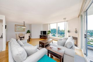 """Photo 8: 706 739 PRINCESS Street in New Westminster: Uptown NW Condo for sale in """"BERKLEY PLACE"""" : MLS®# R2609969"""