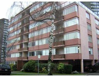 "Photo 1: 1315 CARDERO Street in Vancouver: West End VW Condo for sale in ""DIANNE COURT"" (Vancouver West)  : MLS®# V626196"