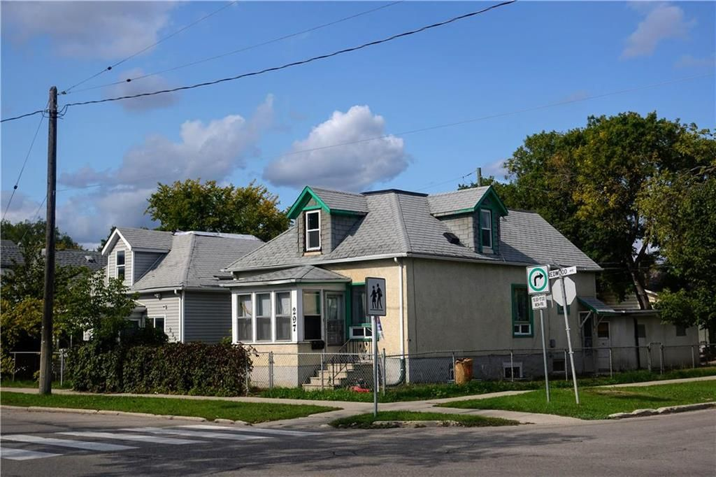 Main Photo: 297 Redwood Avenue in Winnipeg: North End Residential for sale (4A)  : MLS®# 202117964