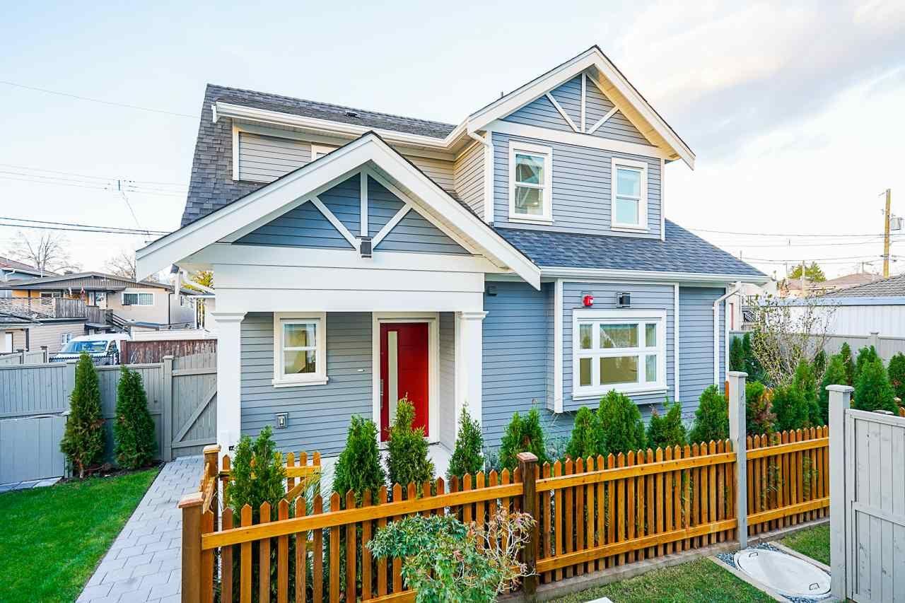 Main Photo: 2253 E 35TH Avenue in Vancouver: Victoria VE 1/2 Duplex for sale (Vancouver East)  : MLS®# R2515818