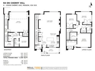 """Photo 31: 4 33209 CHERRY Avenue in Mission: Mission BC Townhouse for sale in """"58 ON CHERRY HILL"""" : MLS®# R2624783"""