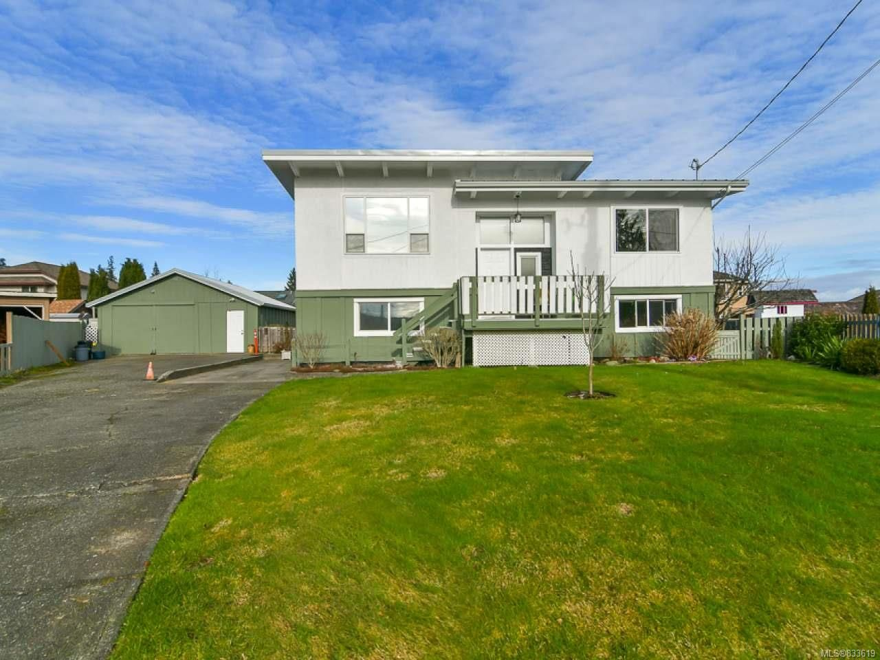 Main Photo: 680 Holland Pl in CAMPBELL RIVER: CR Willow Point House for sale (Campbell River)  : MLS®# 833619