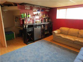 Photo 12: 235 Vineland Crescent in WINNIPEG: Fort Garry / Whyte Ridge / St Norbert Residential for sale (South Winnipeg)  : MLS®# 1422601