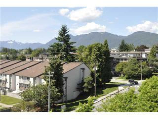 """Photo 3: 706 170 W 1ST Street in North Vancouver: Lower Lonsdale Condo for sale in """"ONE PARK LANE"""" : MLS®# V1016592"""