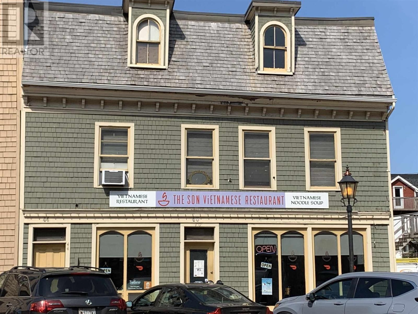 Main Photo: 40-44 Queen Street in Charlottetown: Other for sale : MLS®# 202118625