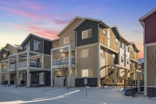 Main Photo: 210 REDSTONE View NE in Calgary: Redstone Row/Townhouse for sale : MLS®# A1066681