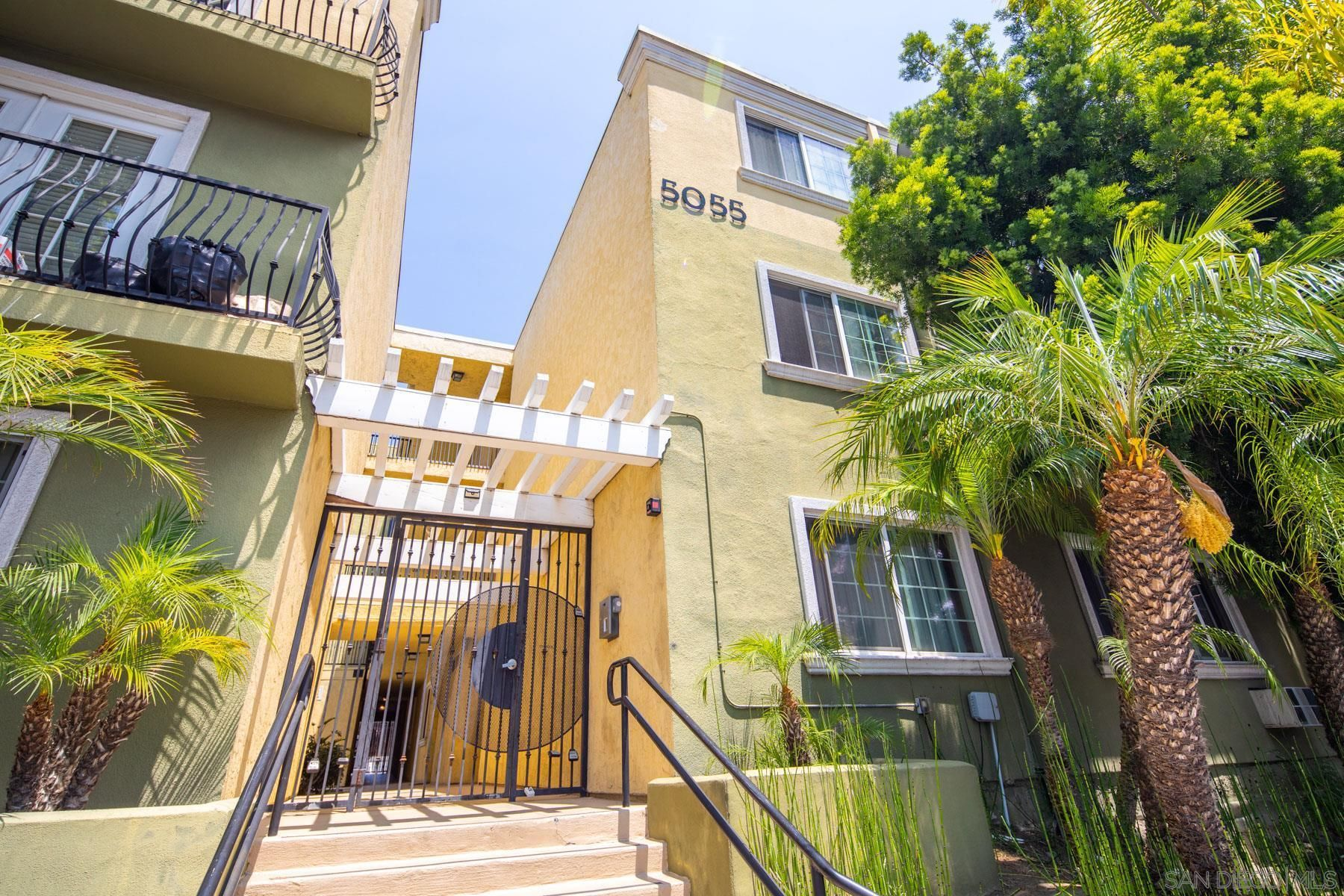 Main Photo: SAN DIEGO Condo for sale : 2 bedrooms : 5055 Collwood Blvd #307