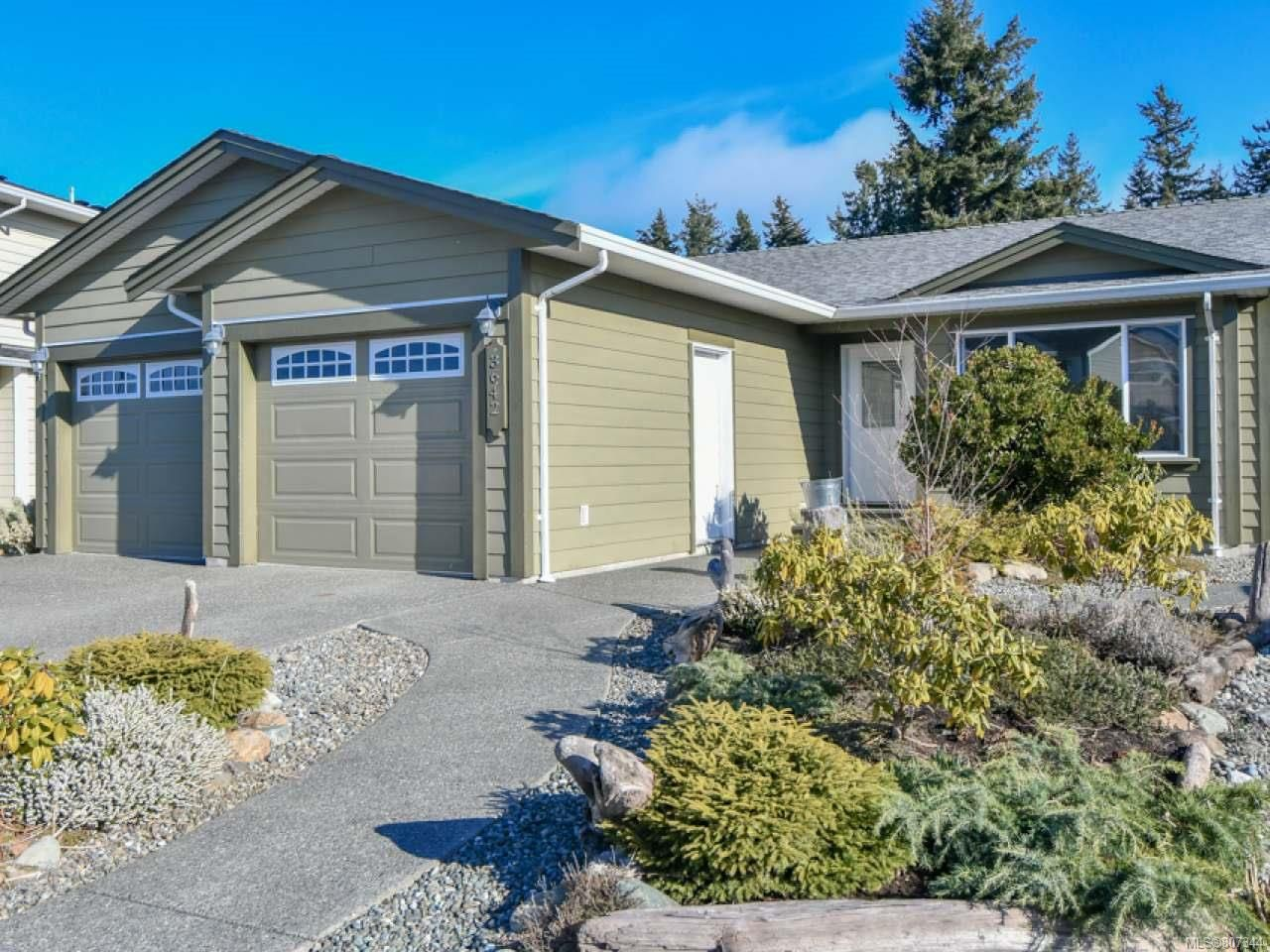 Main Photo: 3642 Brind'Amour Dr in CAMPBELL RIVER: CR Willow Point House for sale (Campbell River)  : MLS®# 807344