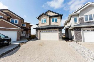 Photo 3: 723 ALBANY PL NW: Edmonton House for sale : MLS®# E4088726