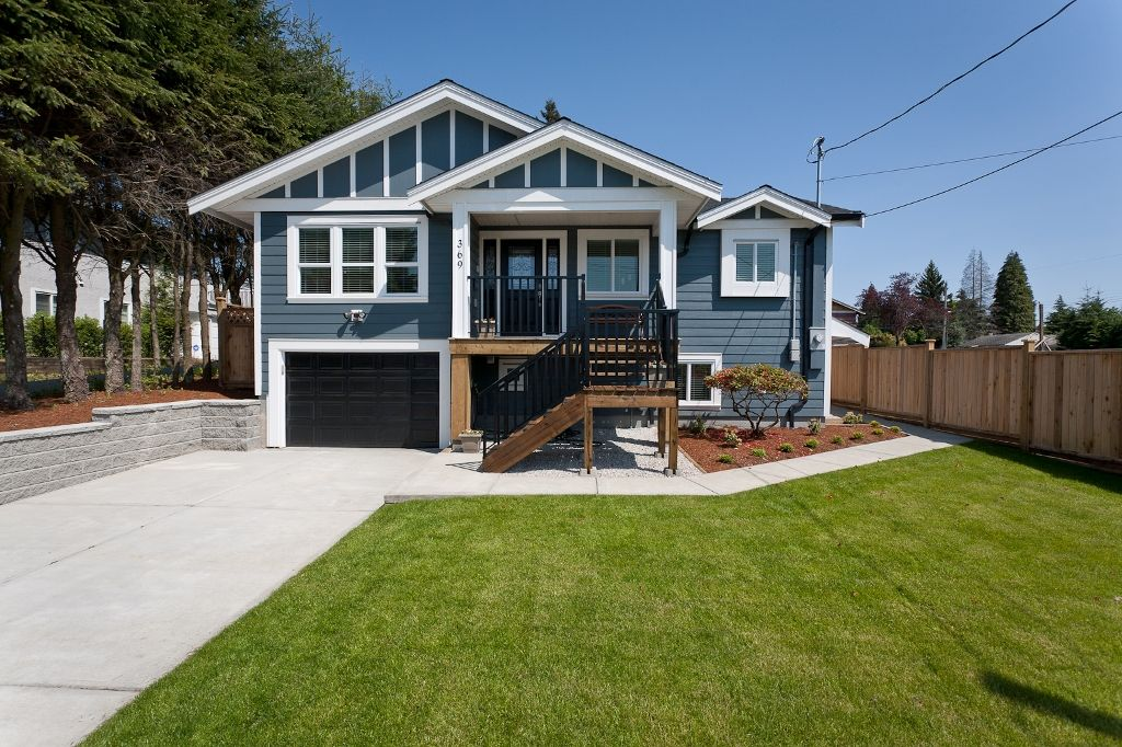 Photo 1: Photos: 369 MUNDY Street in Coquitlam: Coquitlam East House for sale : MLS®# V951722