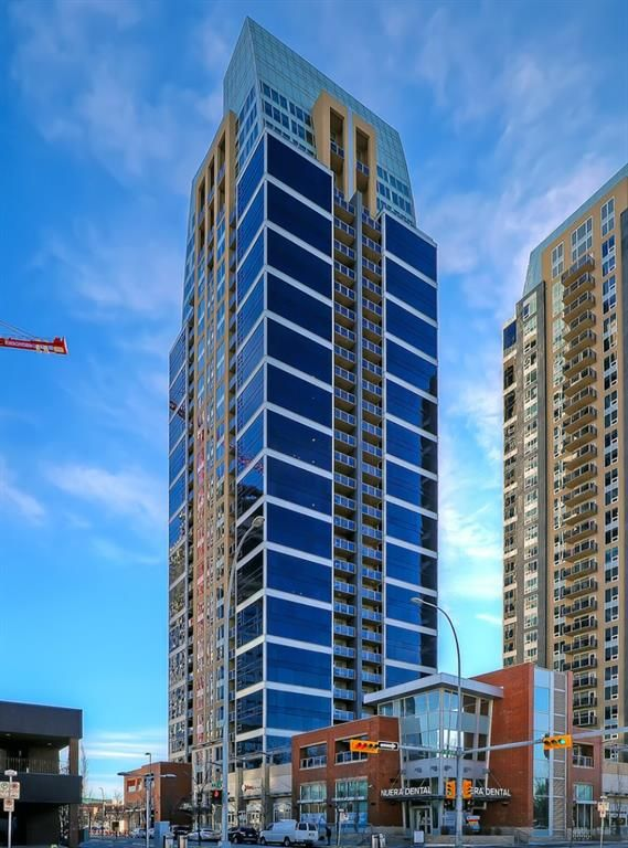 Main Photo: 2906 211 13 Avenue SE in Calgary: Beltline Apartment for sale : MLS®# A1141536