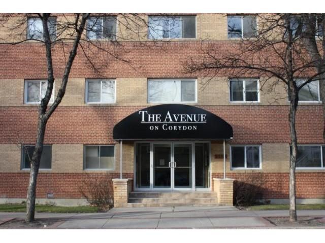 Main Photo: 565 CORYDON Avenue in WINNIPEG: Manitoba Other Condominium for sale : MLS®# 2950006