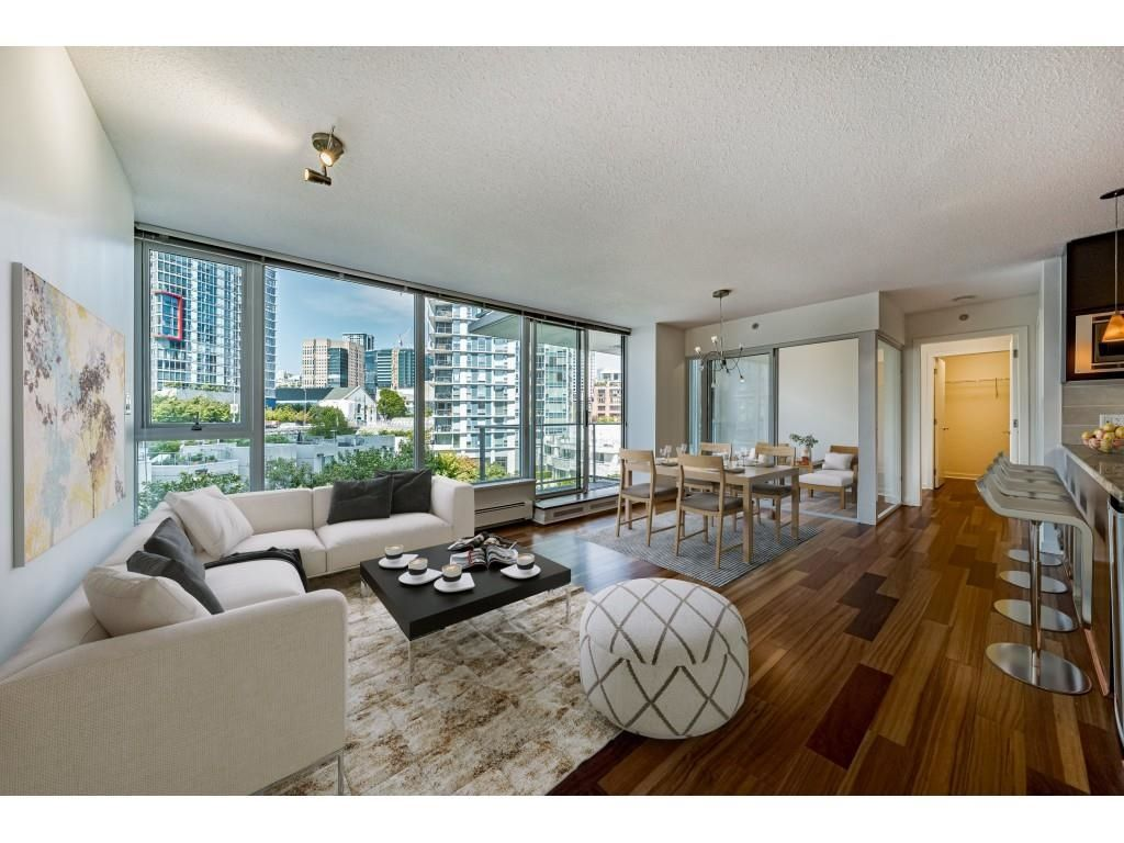 Main Photo: 602 633 ABBOTT STREET in Vancouver: Downtown VW Condo for sale (Vancouver West)  : MLS®# R2599395