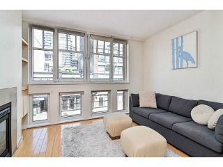 """Photo 7: 304 1072 HAMILTON Street in Vancouver: Yaletown Condo for sale in """"CRANDALL BUILDING"""" (Vancouver West)  : MLS®# V1064027"""