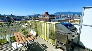 """Photo 27: 523 2508 WATSON Street in Vancouver: Mount Pleasant VE Townhouse for sale in """"THE INDEPENDENT"""" (Vancouver East)  : MLS®# R2625701"""