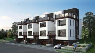 Photo 2: 4 1404 28 Street SW in Calgary: Shaganappi Row/Townhouse for sale : MLS®# A1133758