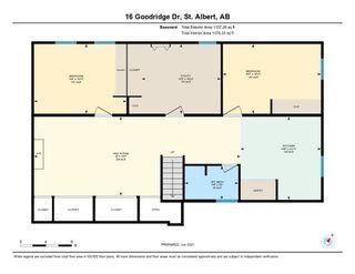 Photo 36: 16 GOODRIDGE Drive: St. Albert House for sale : MLS®# E4252376