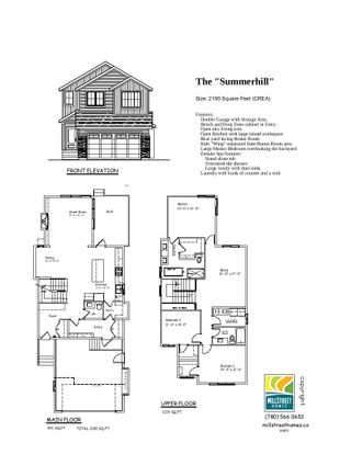 Photo 29: 6305 CRAWFORD Link in Edmonton: Zone 55 House for sale : MLS®# E4262459