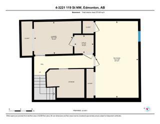 Photo 4: 4 3221 119 Street in Edmonton: Zone 16 Townhouse for sale : MLS®# E4254079
