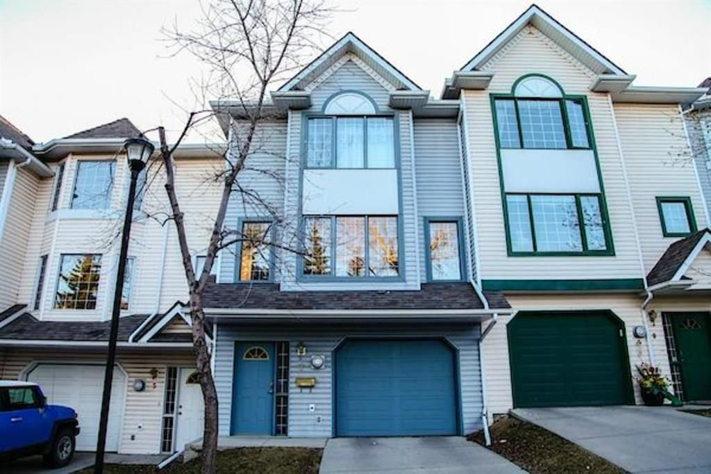 Main Photo: 7 Patina Point SW in Calgary: Patterson Row/Townhouse for sale : MLS®# A1085180