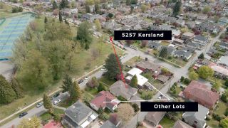 Photo 5: 5257 KERSLAND Drive in Vancouver: Cambie House for sale (Vancouver West)  : MLS®# R2575117
