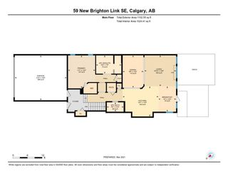 Photo 33: 59 New Brighton Link SE in Calgary: New Brighton Detached for sale : MLS®# A1086384
