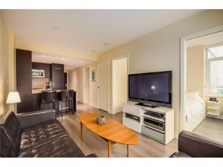 "Photo 1: 2207 833 HOMER Street in Vancouver: Downtown VW Condo for sale in ""ATELIER"" (Vancouver West)  : MLS®# V1056751"