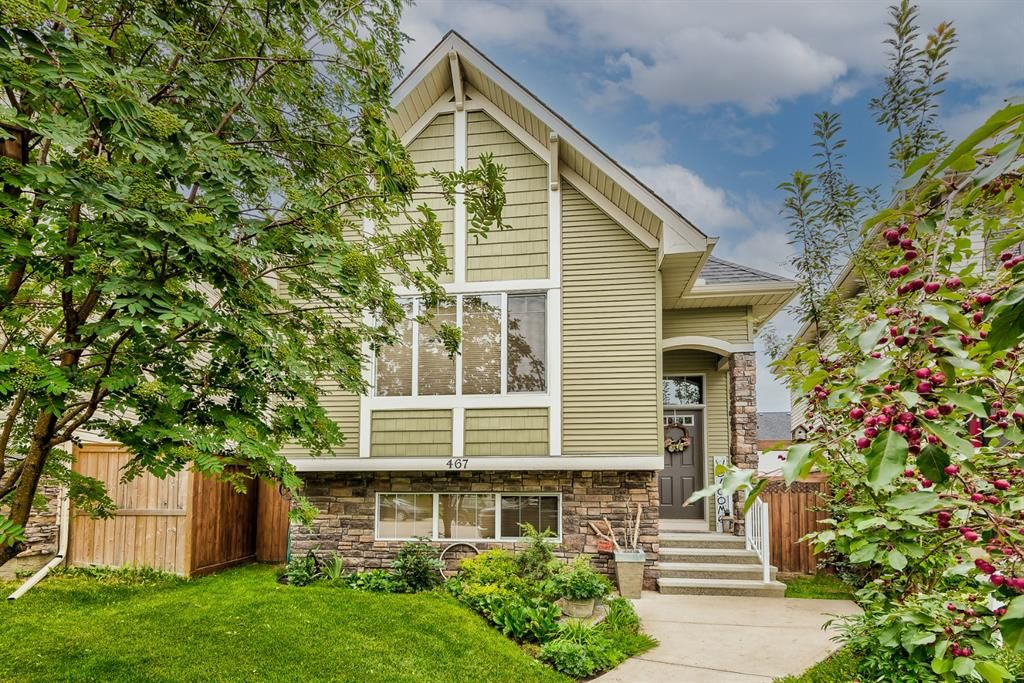 Main Photo: 467 Cranberry Circle SE in Calgary: Cranston Detached for sale : MLS®# A1132288