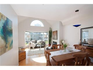 """Photo 2: 410 1728 ALBERNI Street in Vancouver: West End VW Condo for sale in """"ATRIUM ON THE PARK"""" (Vancouver West)  : MLS®# V1119320"""