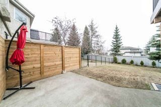 Photo 37: 24 1295 CARTER CREST Road SW in Edmonton: Zone 14 Townhouse for sale : MLS®# E4241426