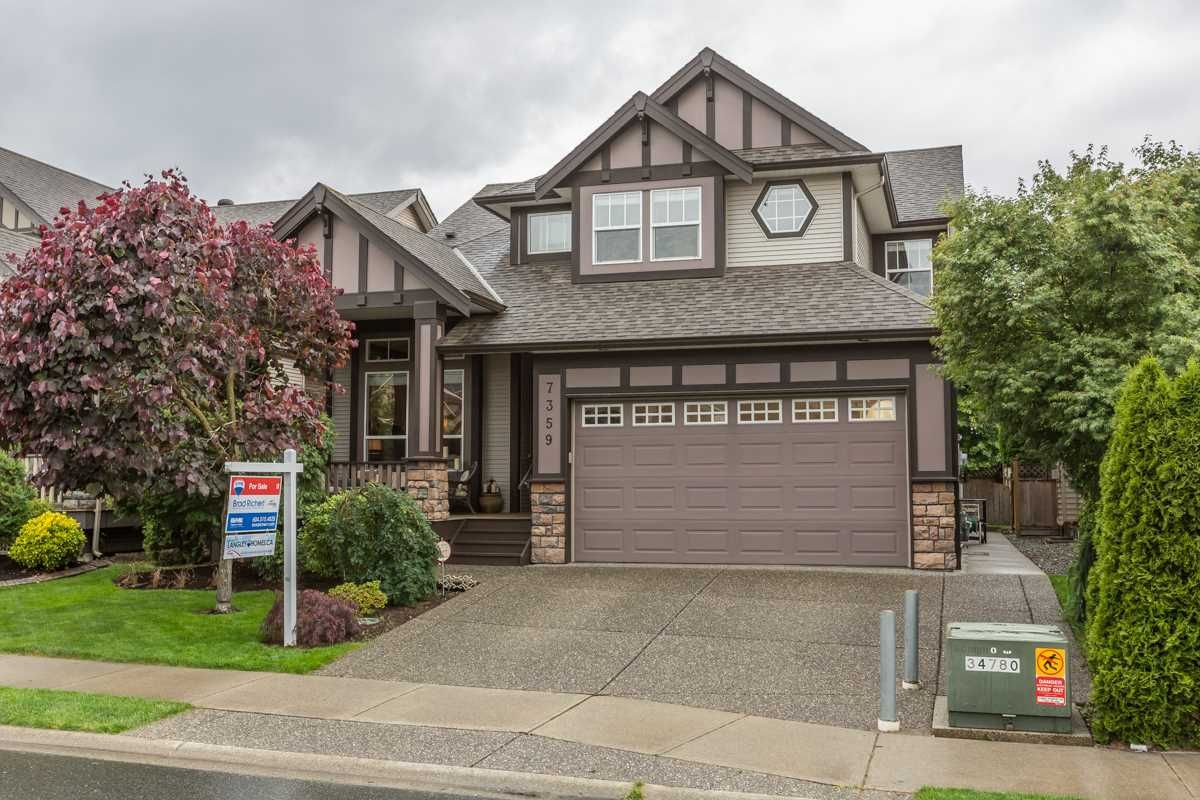 "Main Photo: 7359 201B Street in Langley: Willoughby Heights House for sale in ""Jericho Ridge"" : MLS®# R2079592"