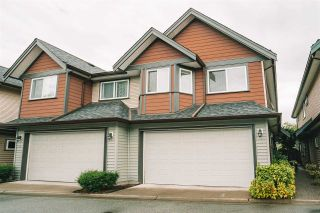 "Photo 1: 7 11100 NO. 1 Road in Richmond: Steveston South Townhouse for sale in ""BRITANNIA COURT"" : MLS®# R2492549"