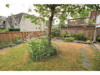 Photo 17: 3908 DUNBAR ST in Vancouver: Dunbar House for sale (Vancouver West)  : MLS®# V1133216