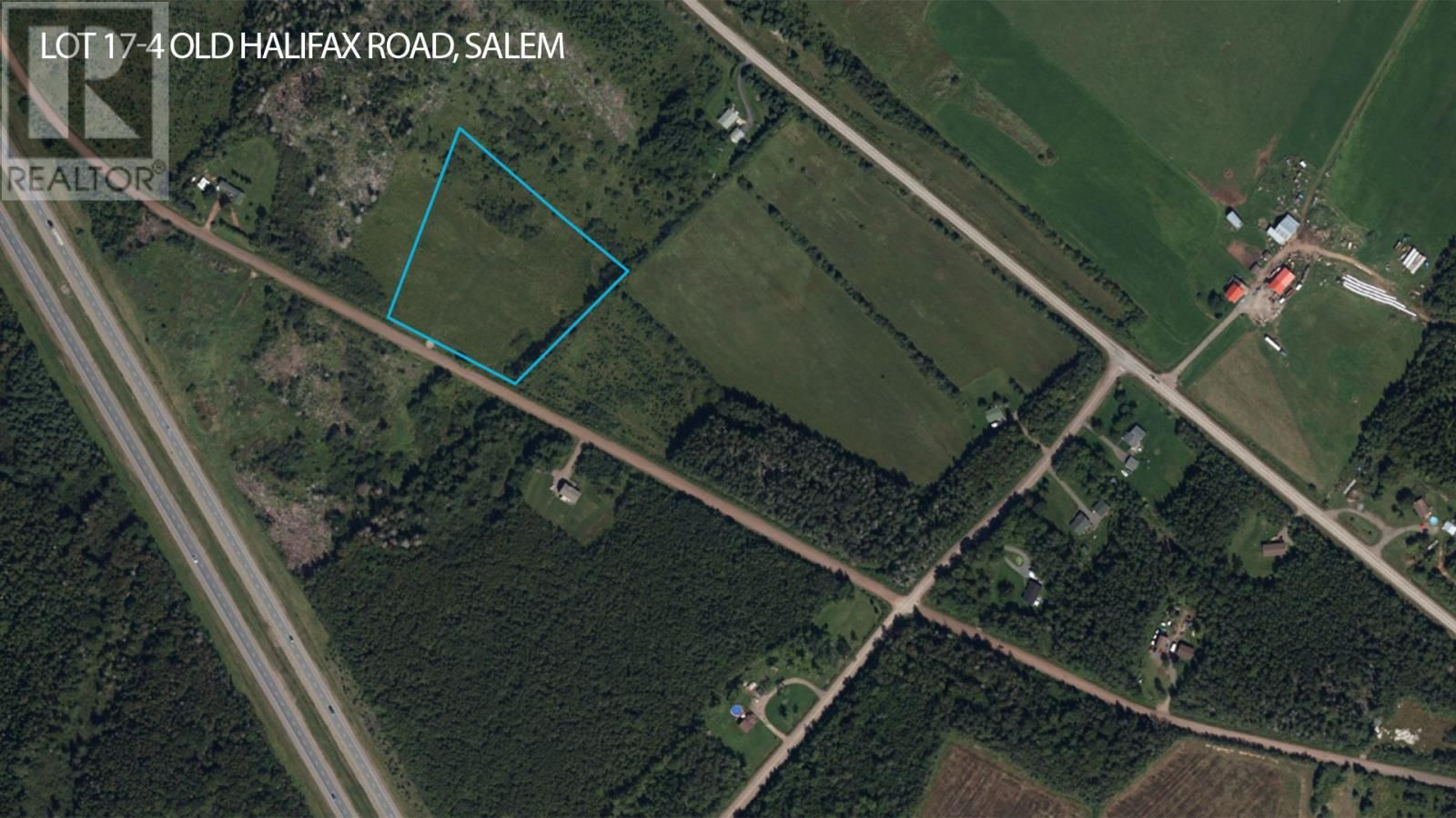 Main Photo: Lot 17-4 Old Halifax Road in Salem: Vacant Land for sale : MLS®# 202118377