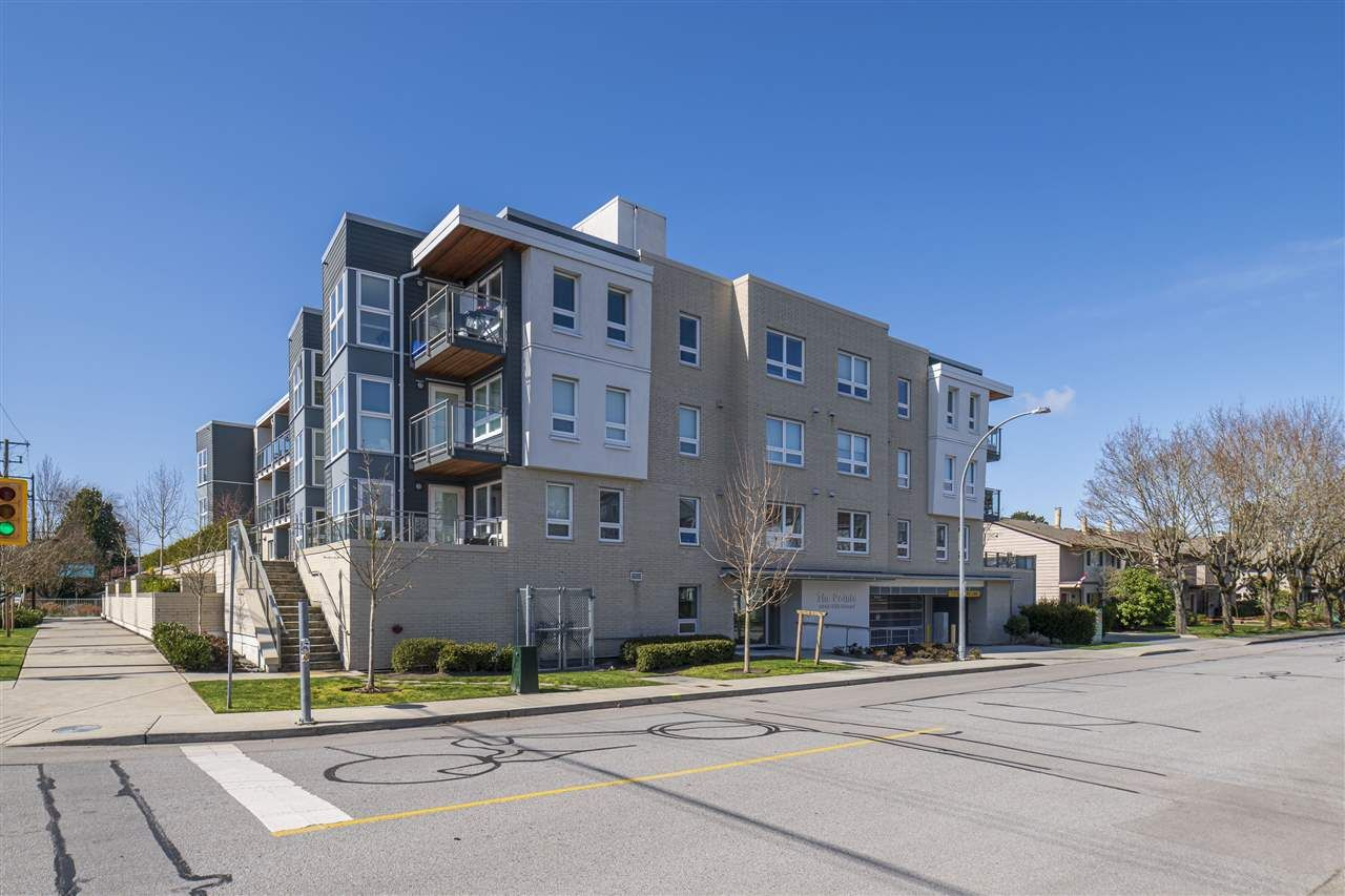 Main Photo: 106 4815 55B STREET in Delta: Hawthorne Condo for sale (Ladner)  : MLS®# R2558499