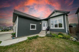 Photo 1: 95 Coneflower Crescent in Winnipeg: Sage Creek Residential for sale (2K)  : MLS®# 202116725