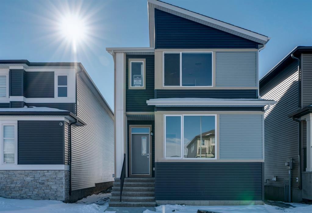 Main Photo: 286 Cornerstone Crescent NE in Calgary: Cornerstone Detached for sale : MLS®# A1075287