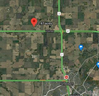 Photo 2: RR 255 & HWY 37: Rural Sturgeon County Rural Land/Vacant Lot for sale : MLS®# E4244134