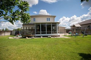 Photo 43: 40 LINDEN LAKE Drive in Oakbank: Aspen Lakes Residential for sale (R04)  : MLS®# 202018293