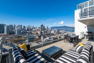 Photo 3: 1801 188 KEEFER STREET in Vancouver: Downtown VE Condo for sale (Vancouver East)  : MLS®# R2413461