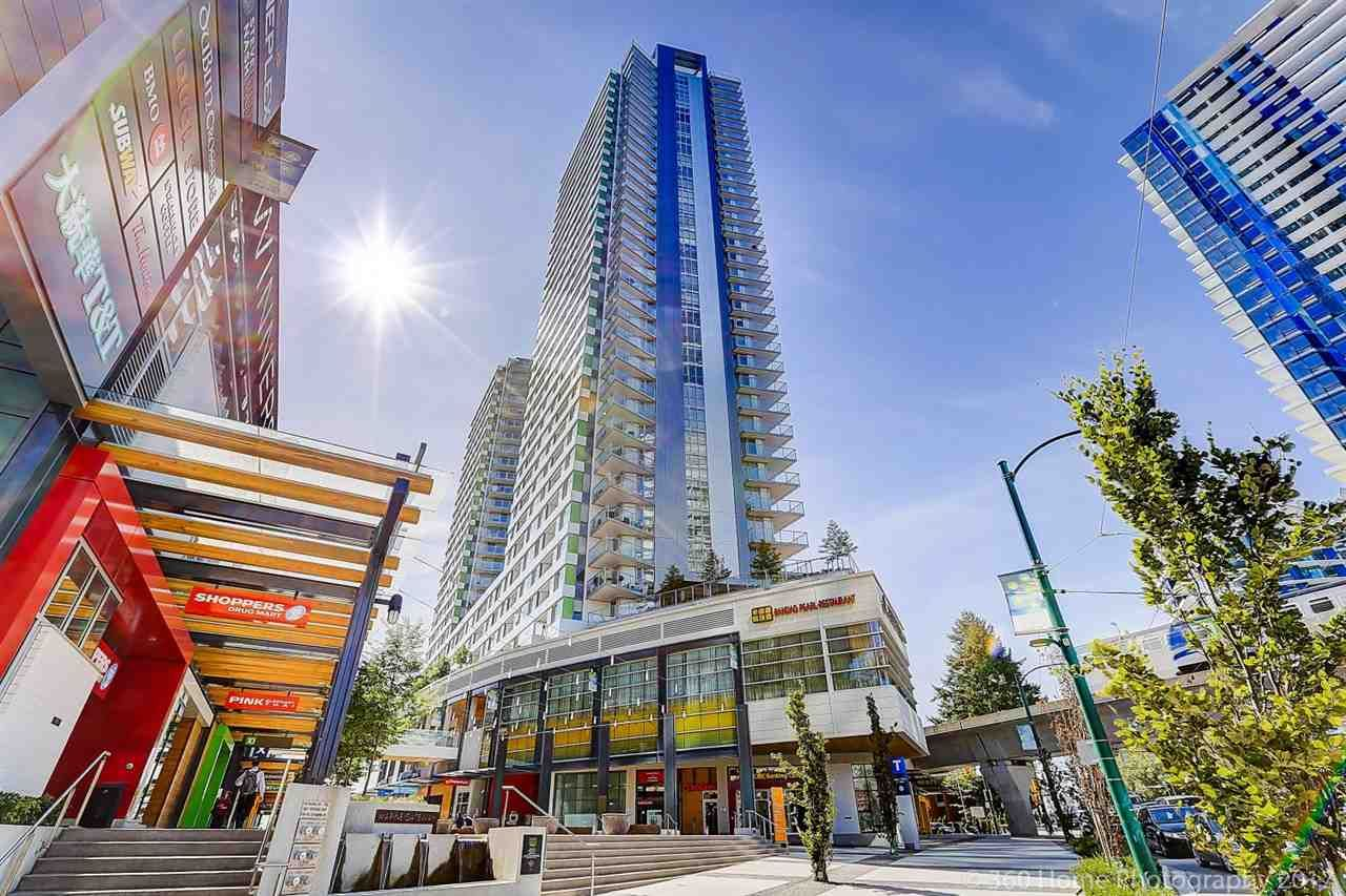 Main Photo: Marine Gateway - 3205 488 SW Marine Drive, Vancouver BC