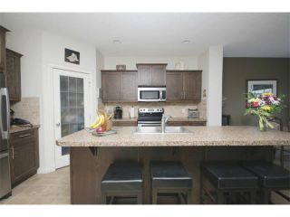Photo 9: 38 HERITAGE Landing: Cochrane House for sale : MLS®# C4004850