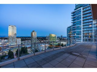 """Photo 31: 2703 13303 CENTRAL Avenue in Surrey: Whalley Condo for sale in """"The Wave at Central City"""" (North Surrey)  : MLS®# R2557786"""