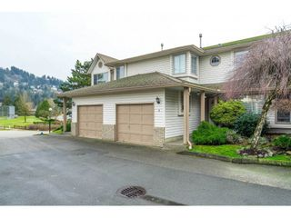 Photo 1: 2 2575 MCADAM Road in Abbotsford: Abbotsford East Townhouse for sale : MLS®# R2530109