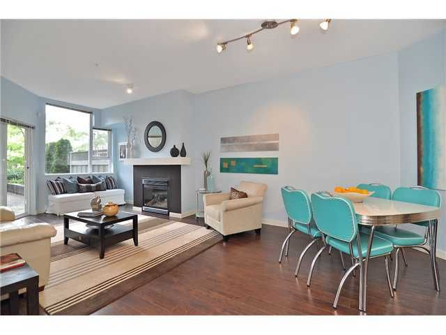"""Main Photo: 119 7089 MONT ROYAL Square in Vancouver: Champlain Heights Condo for sale in """"CHAMPLAIN VILLAGE"""" (Vancouver East)  : MLS®# V925096"""